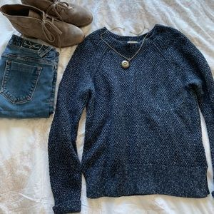 GAP navy blue sweater. Size small.
